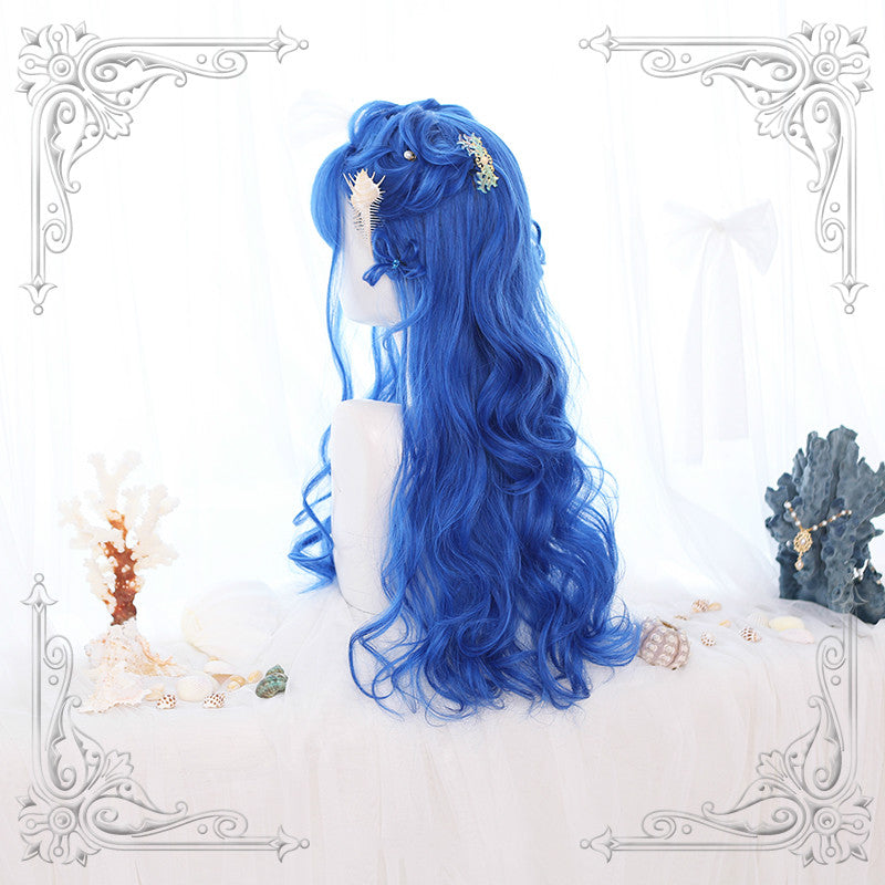 HARAJUKU SOFTSTYLE LONG CURLY WIG BY31049
