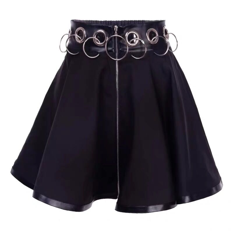 PERSONALITY PUNK STYLE SKIRT BY61066