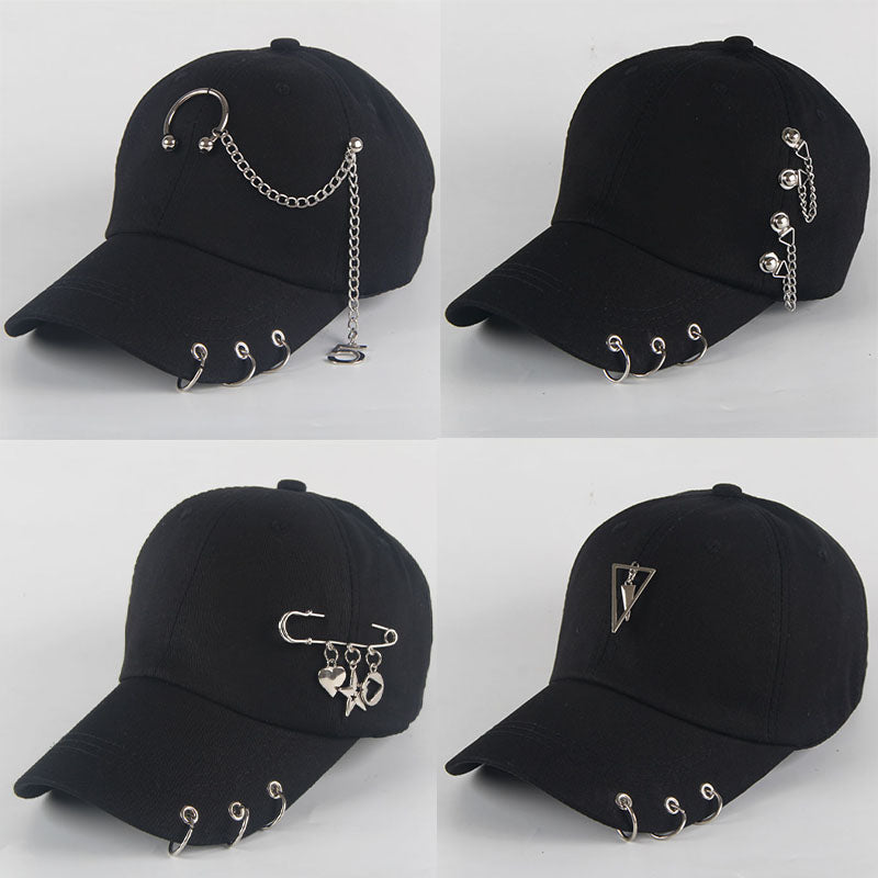 STREET FASHION BASEBALL CAP BY51040