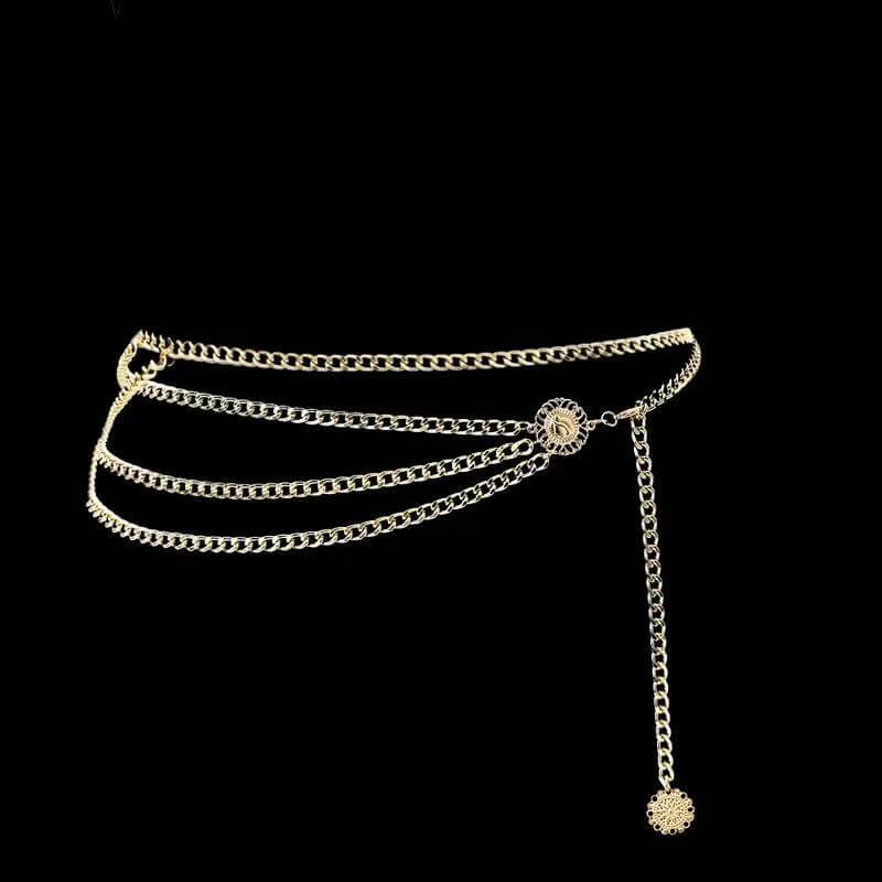 STREET FASHION METAL WAIST CHAIN BY18027