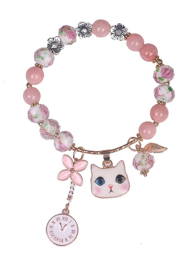SWEET CAT BESTIE BRACELET BY11777