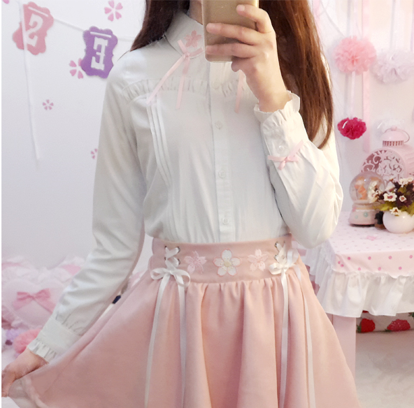 LOLITA SAKURA SHIRT BY22477