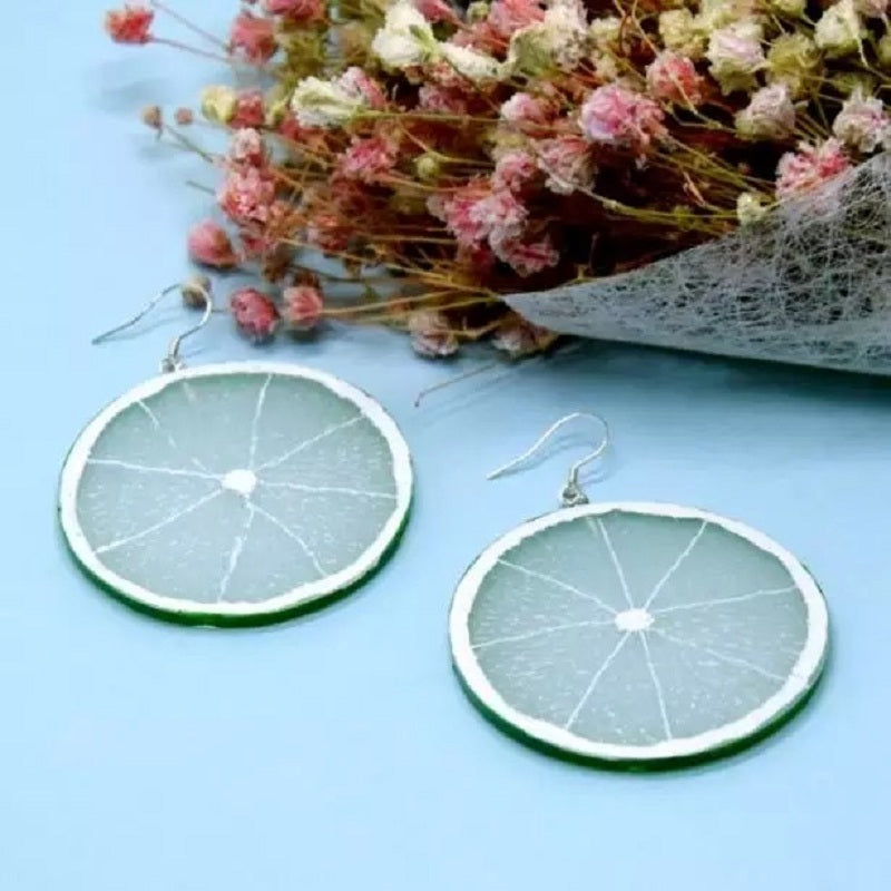 SUMMER LEMON S925 SILVER EARRINGS BY14001
