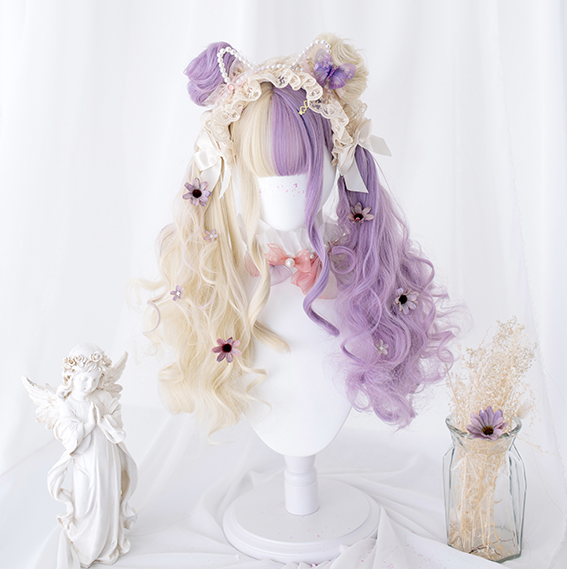 "LOLITA ""SPLIT GIRL"" WIG BY31124"
