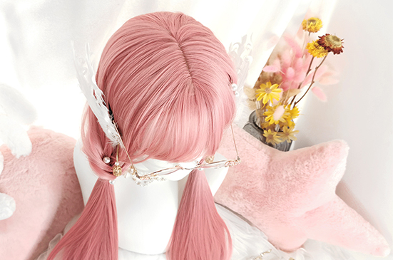 LOLITA SAKURA PINK LONG STRAIGHT WIG BY31103