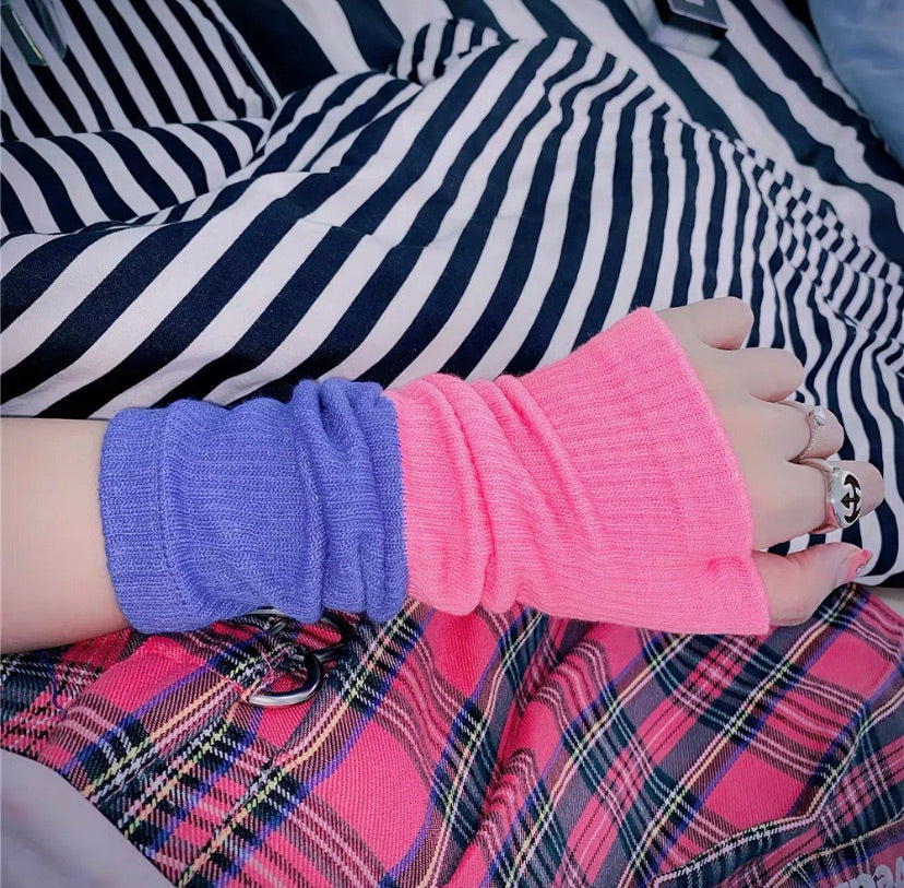 Japanese Harajuku Cool Girl Cuff BY85555