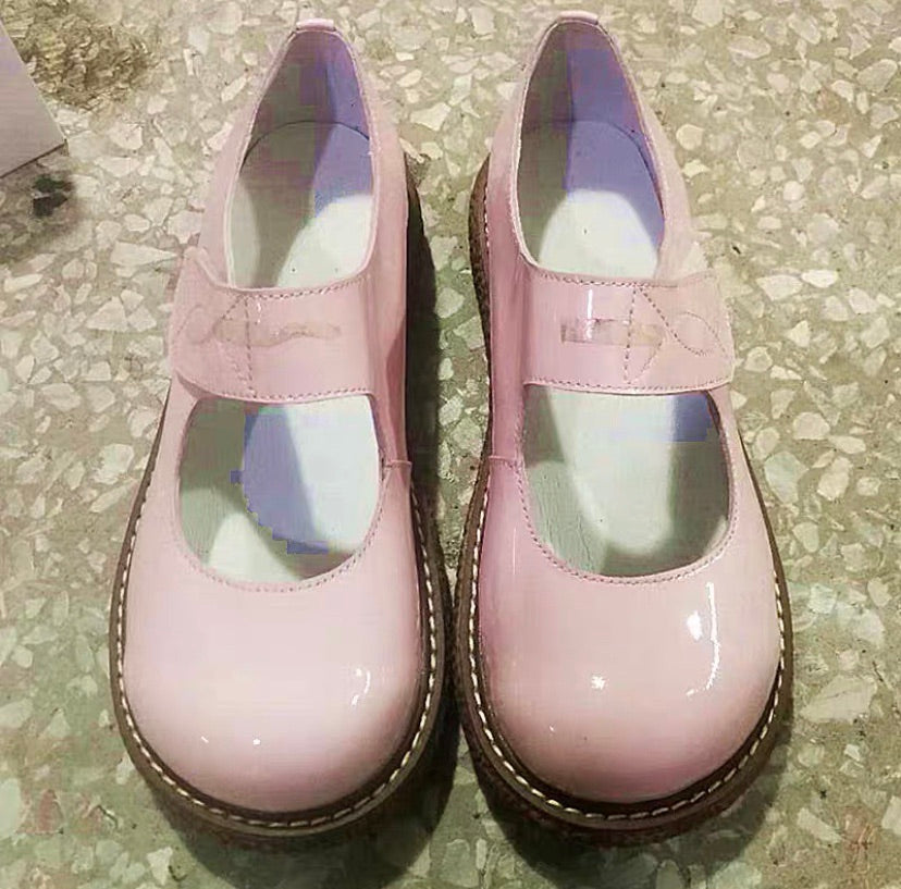 LOLITA CUTE SOFT GIRL SHOES BY55501