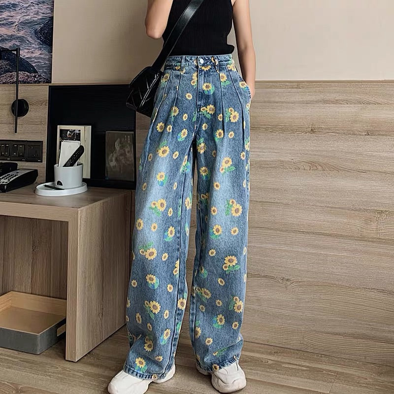 2020 NEW SUNFLOWER JEANS BY42004