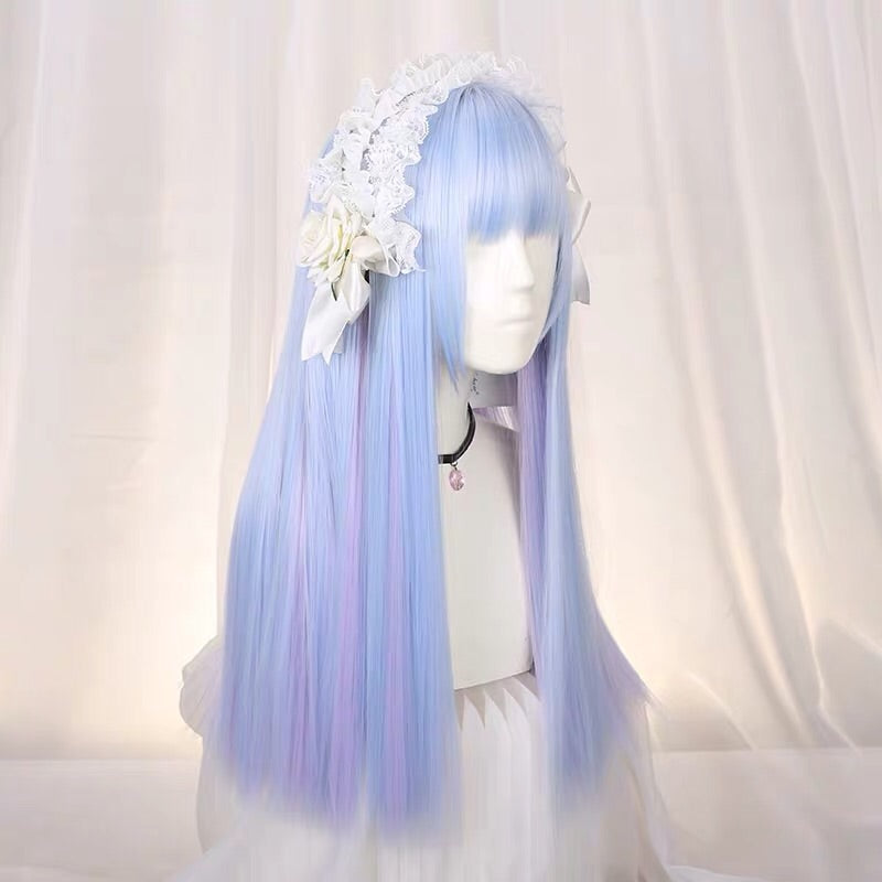 ALEEBY LOLITA GRADIENT WIG BY31173