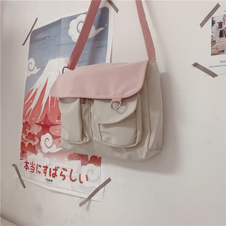 JAPANESE HARAJUKU CUTE MESSENGER BAG BY50304