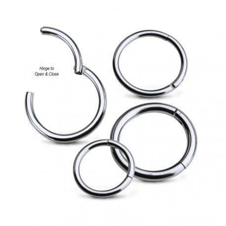 "16g 5/16"" Hinged Segment Ring"
