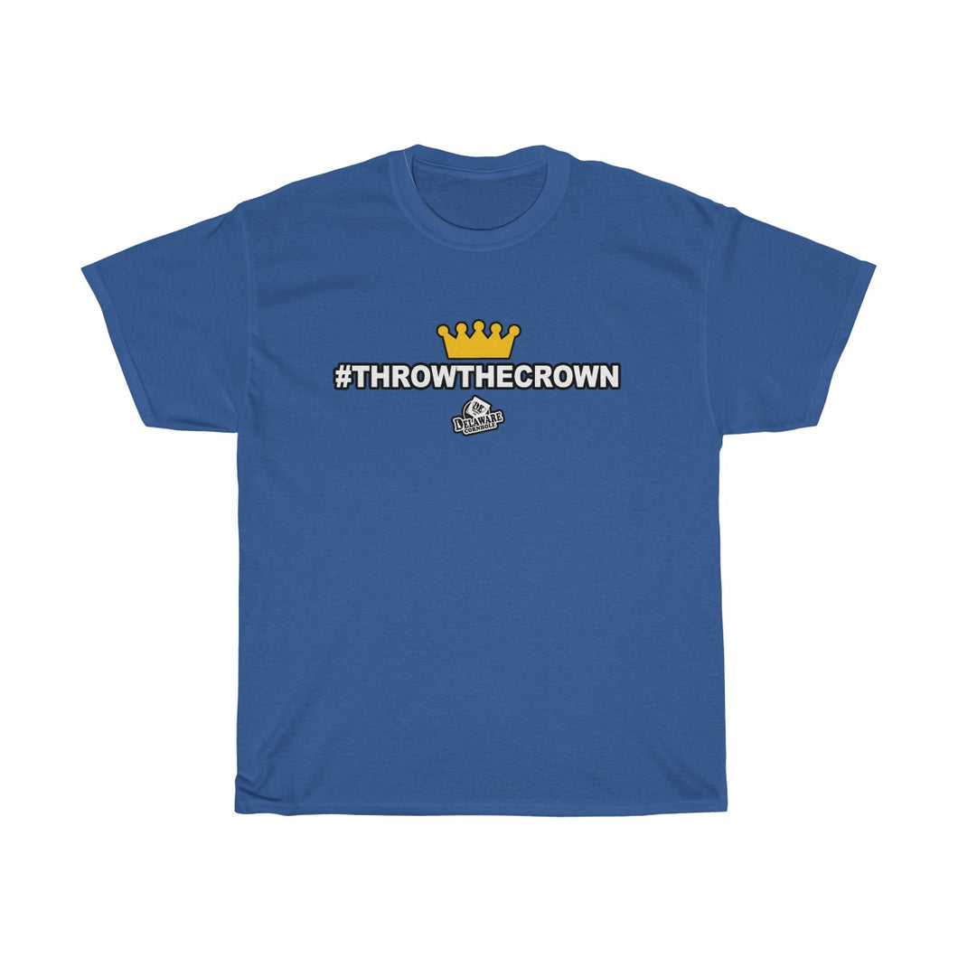 #ThrowTheCrown