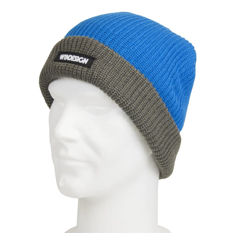 Optiparts Stickad Beanie, Flytande