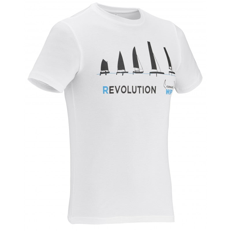 Forward EVO T-Shirt, Vit