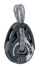 Harken 40mm T2 Ratchamatic Enkelblock Ti-Lite