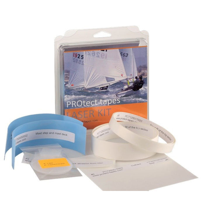PROtect Kit Jolle - Transparent Akryl, Blandat