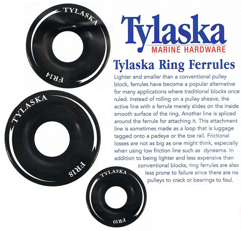 Tylaska FR4 4mm Low Friction Ring