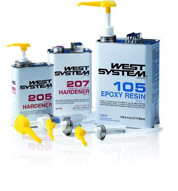 West System 301B Pumpsats B-pack 5:1