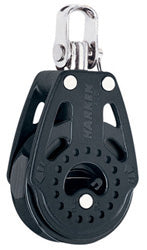 Harken 40mm Carbo Spärrblock Enkel