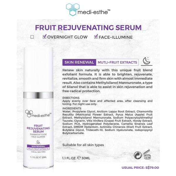 Fruit Rejuvenating Serum