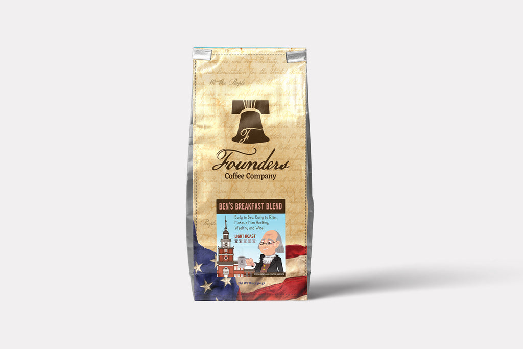 Ben's Breakfast Blend 12 oz