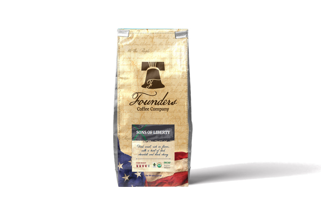 Sons of Liberty (Decaf) 12 oz