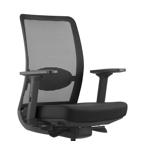 Lumbar support pad as seen on the Merryfair Motion Mid-Back Office Chair