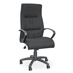 Rio high back bonded leather executive office chair with gas lift from Desk & Chair shop