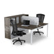 Connect Cluster Desk with Desk-High Pedestal & R/D Storage Box