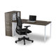 Connect Cluster Desk with Tallboy