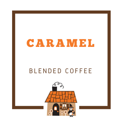 Caramel Coffee Beans - Freshly Roasted in Canberra - Hansel and Gretel Coffee House