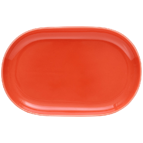 Ladelle Mi Casa Large Plate Coral
