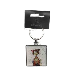 Bug Art Keyrings - Hansel and Gretel Coffee House