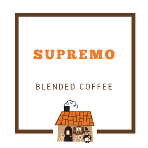 Supremo Coffee Beans - Freshly roasted - Hansel and Gretel Coffee House