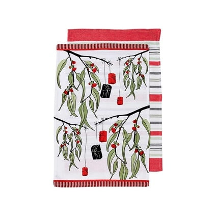 Outback Gift 2pk Kitchen Towel