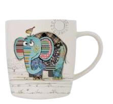 Bug Art Mugs - Hansel and Gretel Coffee House