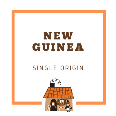 New Guinea Coffee Beans - Freshly Roasted in Canberra - Hansel and Gretel Coffee House