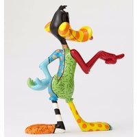 LOONEY TUNES BY BRITTO - DAFFY DUCK FIGURINE LARGE - Hansel and Gretel Coffee House