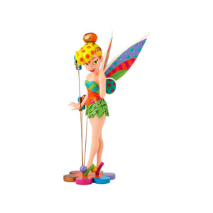 DISNEY BRITTO TINKERBELL FIGURINE LARGE - Hansel and Gretel Coffee House