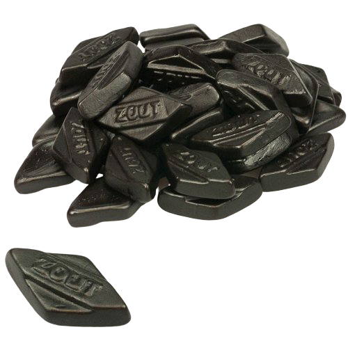Dutch Liquorice - Tiny Diamonds, 200g - Hansel and Gretel Coffee House