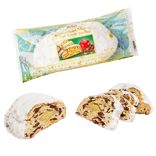Oebel Roasted Apple Stollen 400g