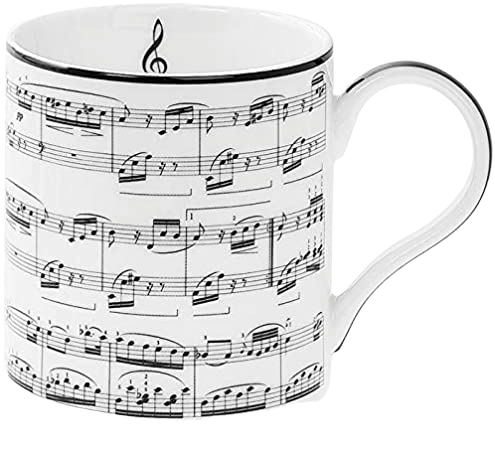Making Music Fine China Mug - Hansel and Gretel Coffee House