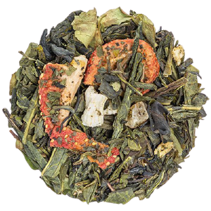 Tea Lovers - Hawaiian Sunset (Berry Fruits Green Tea)