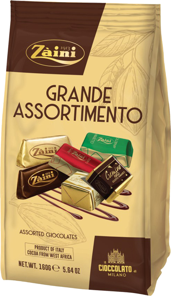 Zaini - Grande Assortment Chocolates