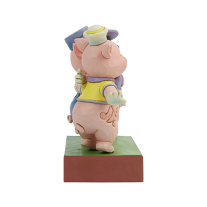 "Disney Traditions by Jim Shore - 12cm/4.8"" Squealing Siblings"