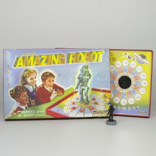 Amazing Robot Game - Hansel and Gretel Coffee House