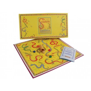 Snakes & Ladders Game - Hansel and Gretel Coffee House