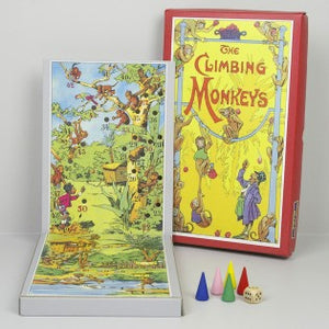 Climbing Monkeys Game - Hansel and Gretel Coffee House