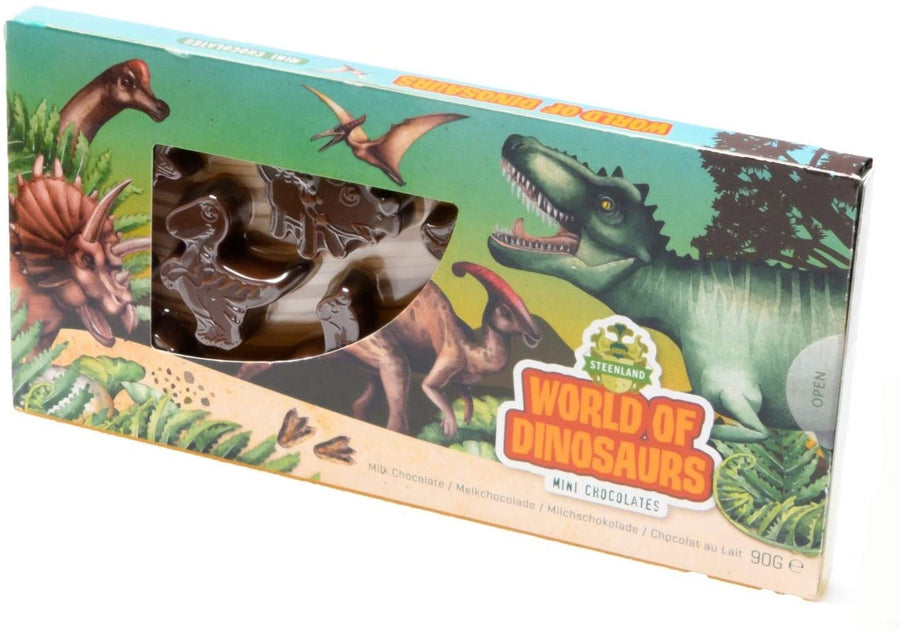 Steenland World of Dinosaurs, 90 g