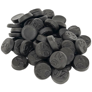 Dutch Liquorice - Double Salted, 200g - Hansel and Gretel Coffee House